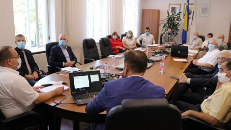 Studiju je 2017. godine naručilo Ministarstvo komunalne privrede i infrastrukture KS