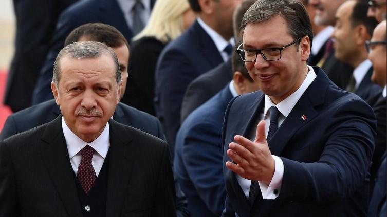 Erdoan i Vučić