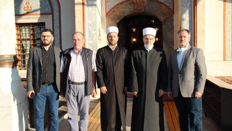 Predstavnici Islamske zajednice u posjeti Pljevljima