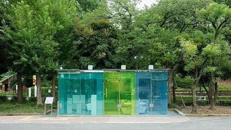 U Japanu providni javni toaleti