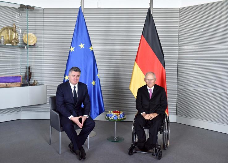 Sa sastanka u Berlinu
