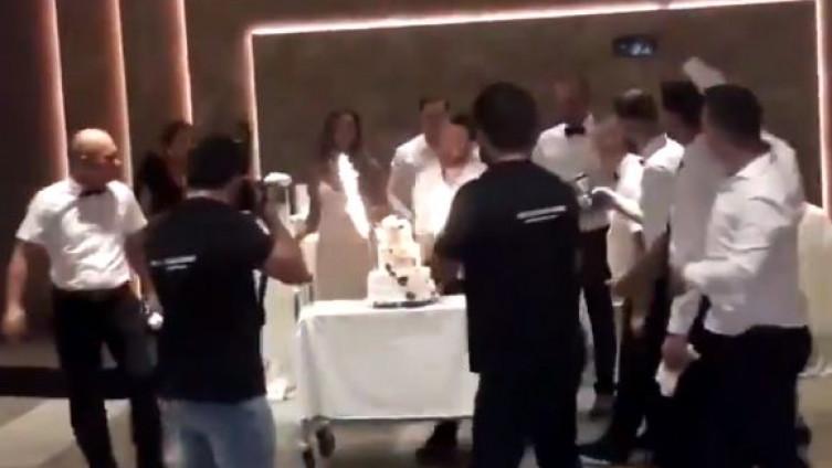 Drama na svadbi u Ljubuškom