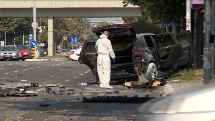 Otkriveni detalji eksplozije u Beogradu