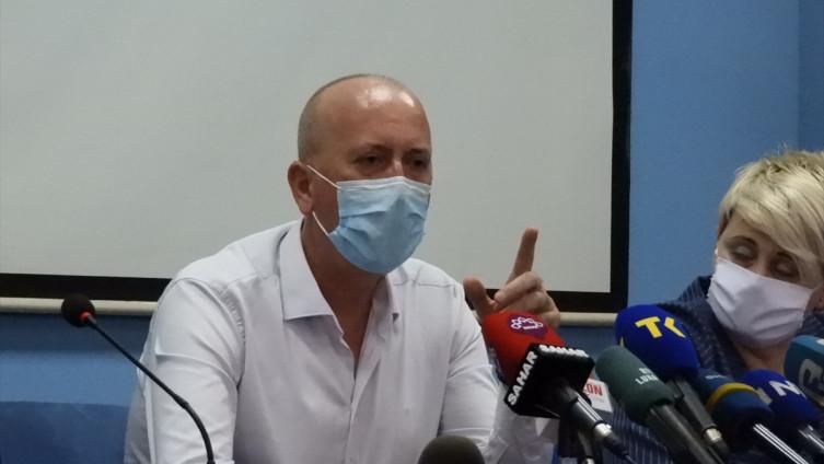 Pacijent u Tuzli drugi put hospitaliziran zbog koronavirusa