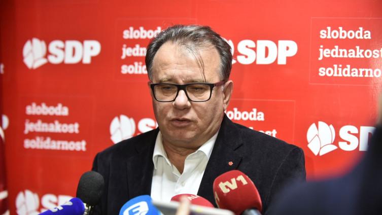 Nikšić: Suzdržao se od komentara o stanju unutar SDA