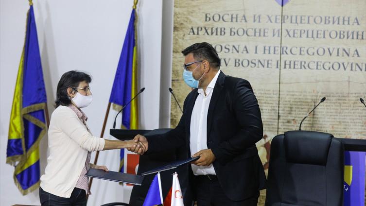 S potpisivanja sporazuma