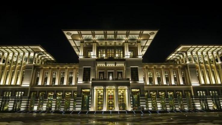 Predsjednička palača u Ankari