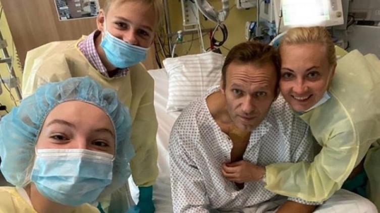 Navaljni tužiocu otkrio šta planira kada se oporavi