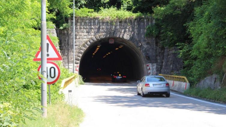 Tunel Crnaja