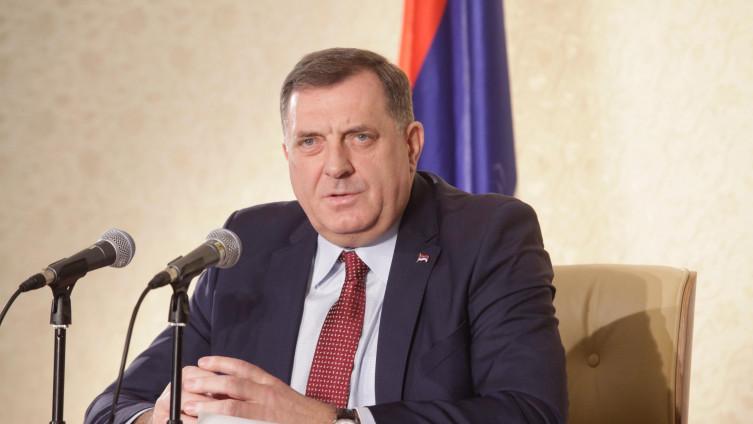 Milorad Dodik u Zagrebu, sastat će se sa Milanovićem i Plenkovićem