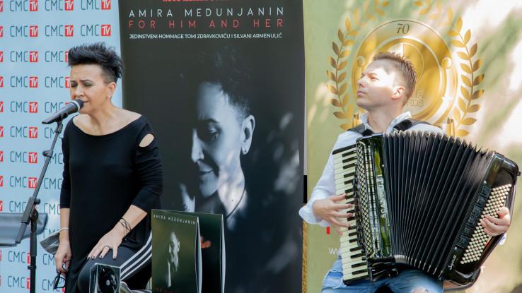 S promocije Amire Medunjanin