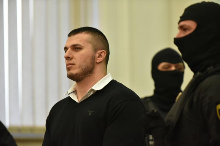 Amel Sejfović u sudnici