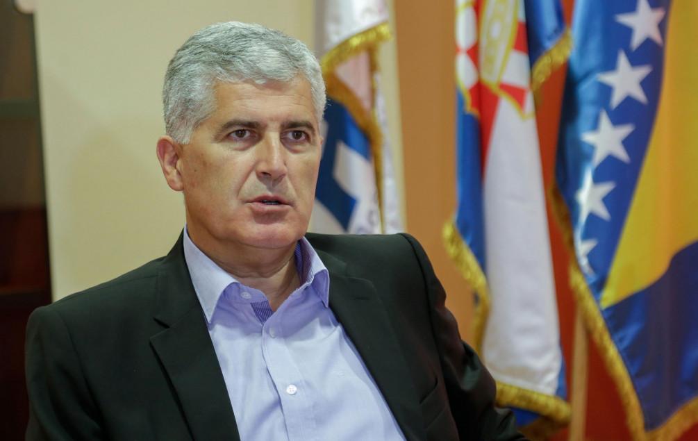 Čović: Implementirati sporazum koji smo potpisali u Mostaru