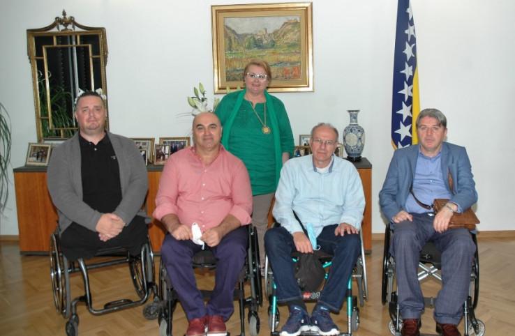 Delegacija RVI FBiH sa Turković