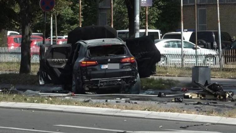 Eksploziv koji je postavljen pod džip Strahinje Stojanovića košta 30 eura