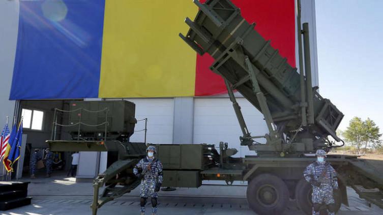 Oprema stigla u Rumuniju