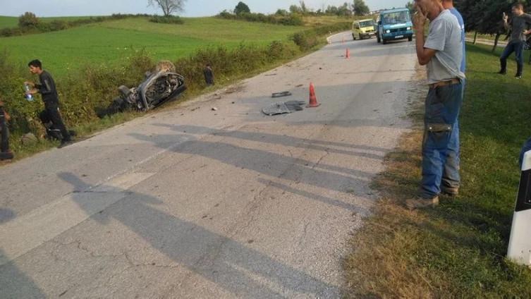 Nesreća u Cazinu