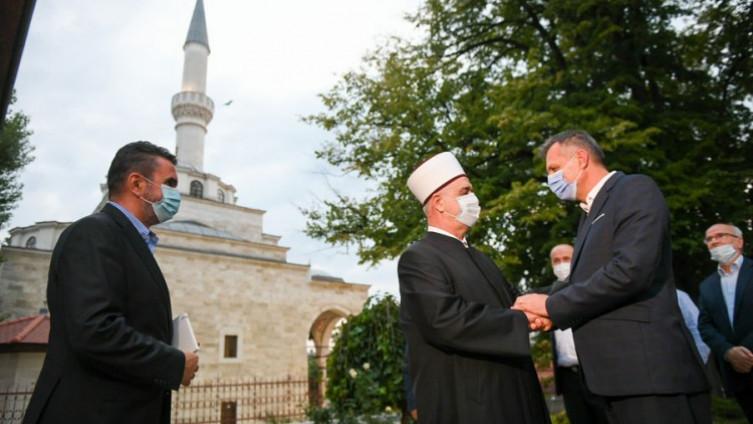 Susret Kavazovića i Radojičića