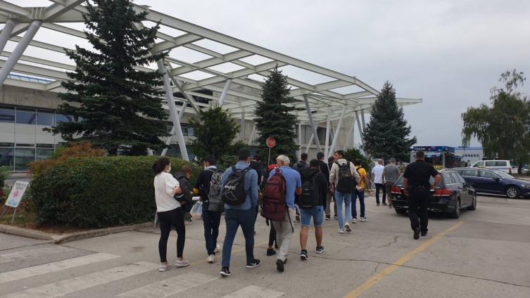 Realizovan dobrovoljni povratak za 19 državljana Turske koji su vraćeni u zemlju porijekla