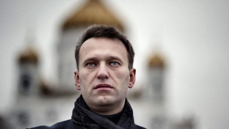 Navaljni otrovan nervnim agensom