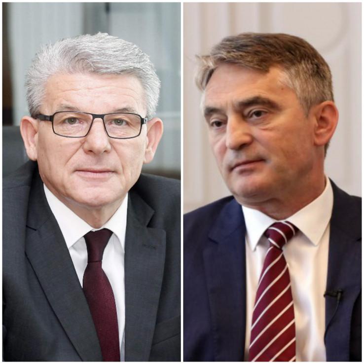 Džaferović i Komšić