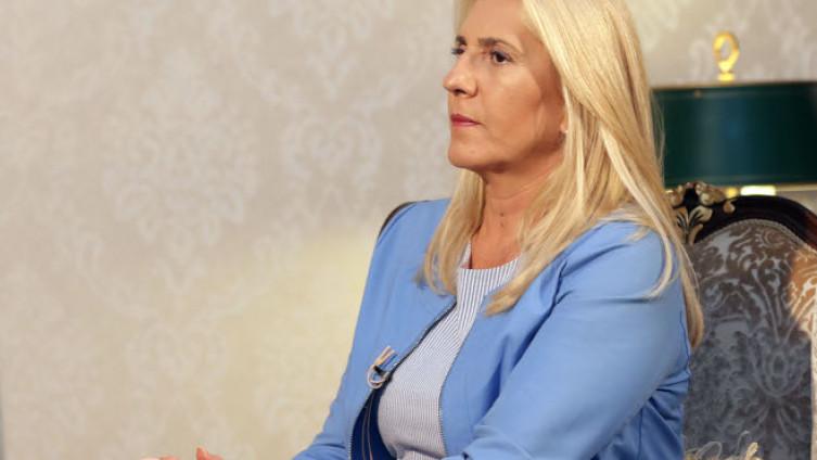 Željka Cvijanović, predsjednika Republike Srpske