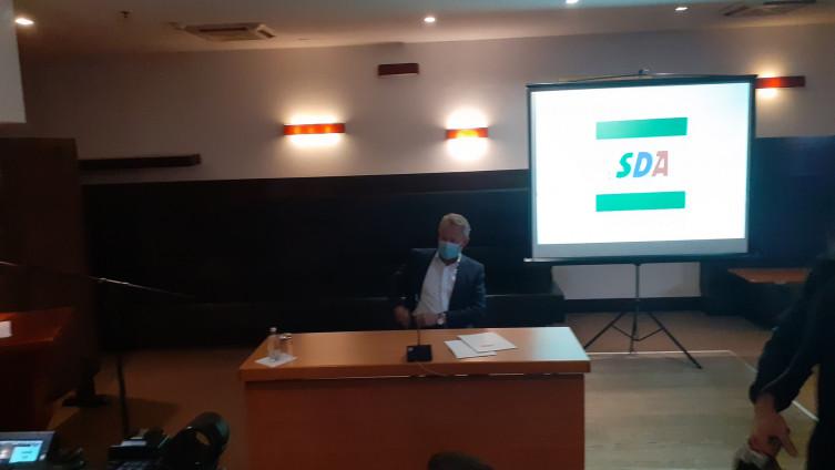 Bakir Izetbegović (Predsjedništvo SDA)