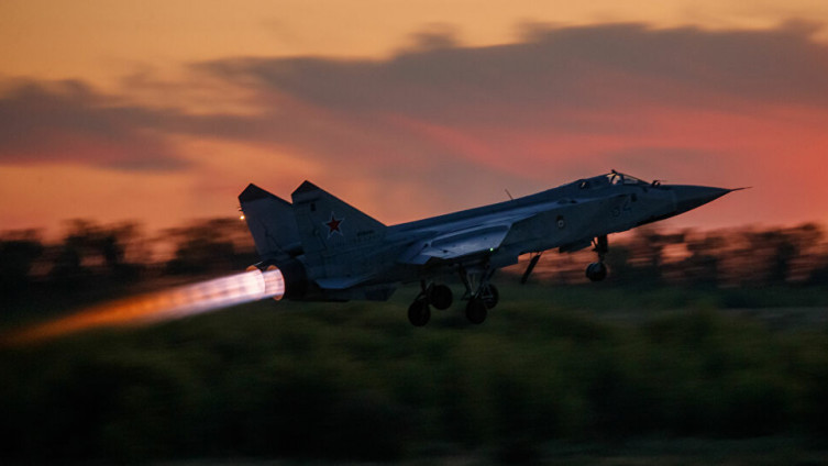Rudskoj ukazao na niz letova američkih strateških bombardera B-52 iznad Crnog i Azovskog mora