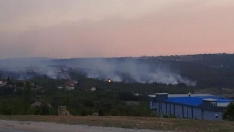 Požar u Kruševu