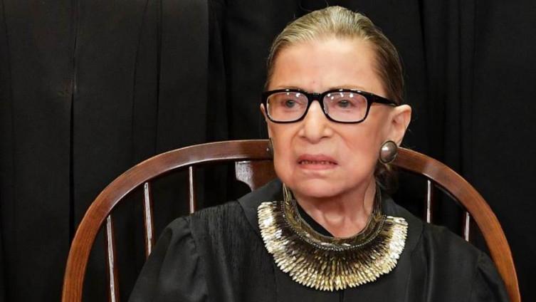 Bader Ginsburg: Ostavila dubok trag