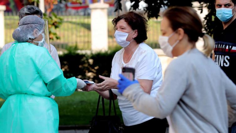 KS: Manji broj zaraženih