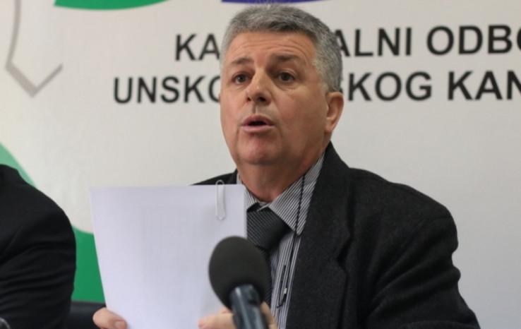 Kamber je sumnjičen za izborne prevare na Općim izborima 2018. godine u Sanskom Mostu