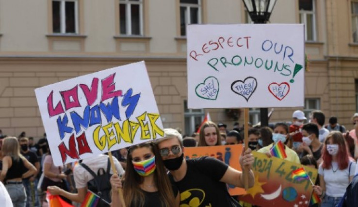 Povorka ponosa u Zagrebu