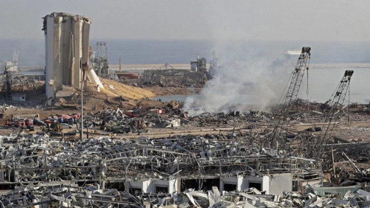 Vojska je izračunala da je slomljeno 550.000 četvornih metara stakla