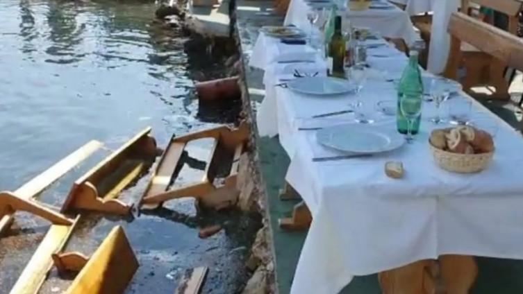 Nezgoda u restoranu