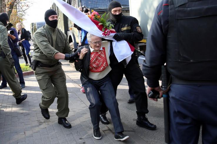 Policija hapsi penzionera