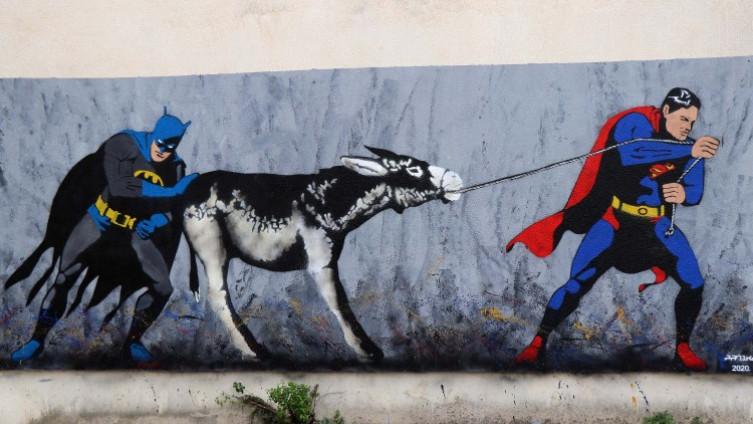 Zanimljivo oslikavanje zidova