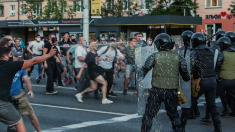 Privedeno je više hiljada ljudi tokom masovnih protesta i štrajkova