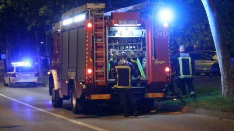 Intervenirali vatrogasci