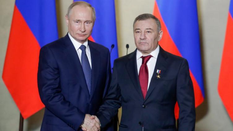 Predsjednik Rusije Vladimir Putin odlikovao Arkadija Rotenberga