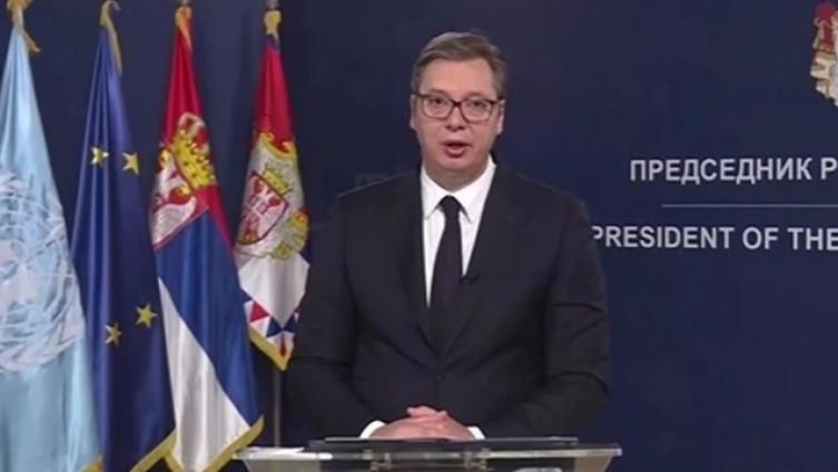 Vučić: Privrženi principima i osnovama Povelje UN