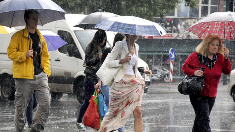 Prije podne kiša se očekuje u Hercegovini, a poslije podne i u ostatku zemlje