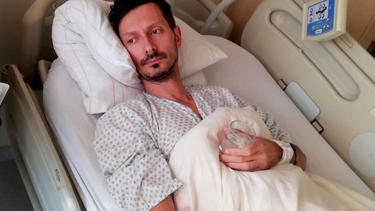 Davor Ilinčić iz Sarajeva, suprug i otac trogodišnjeg sina obolio je od rijetkog oblika tumora