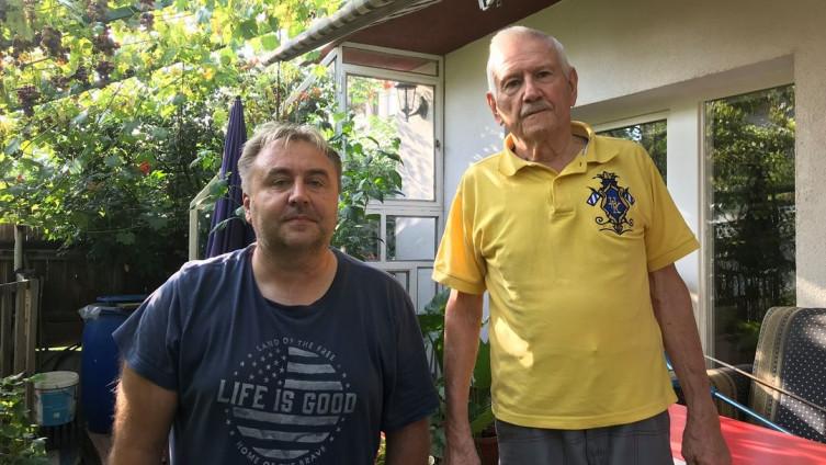 Huseinović s Fidahićem prije nekoliko godina pravio intervju o životnoj drami njegove porodice