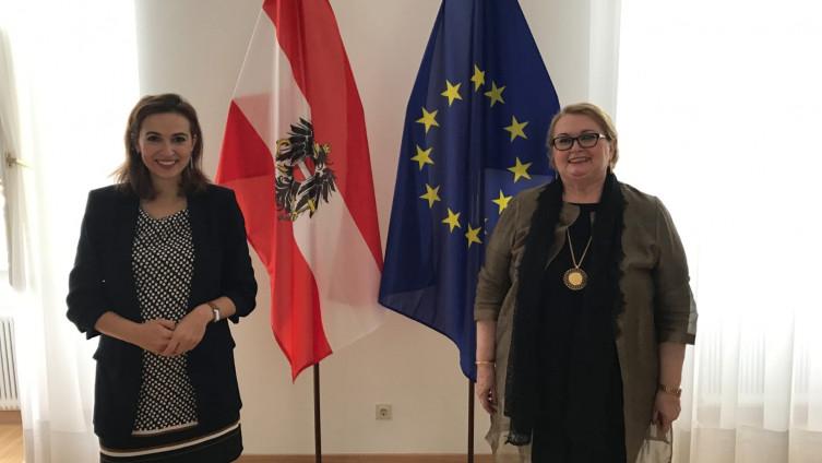 Turković i Zadić: Sastanak u Beču