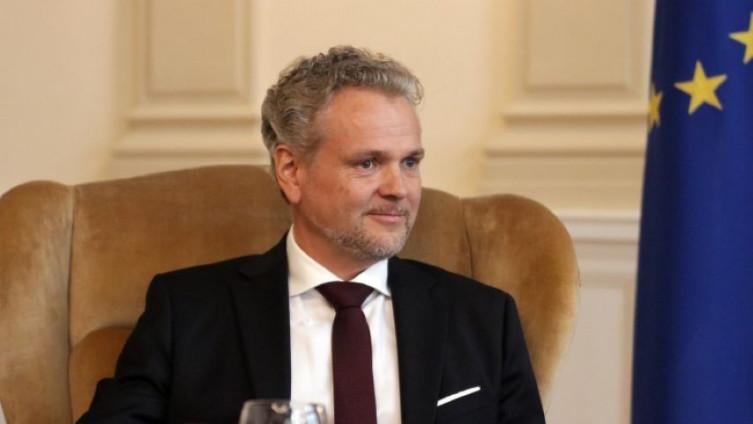 Šef Delegacije EU u BiH Johan Satler