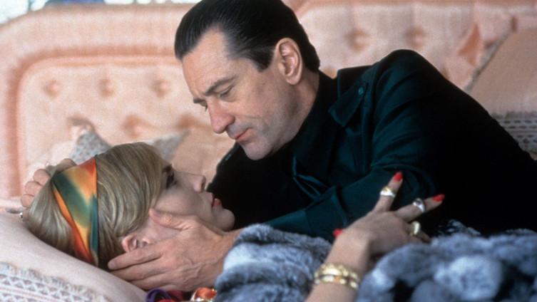Šeron Stoun i Robert De Niro