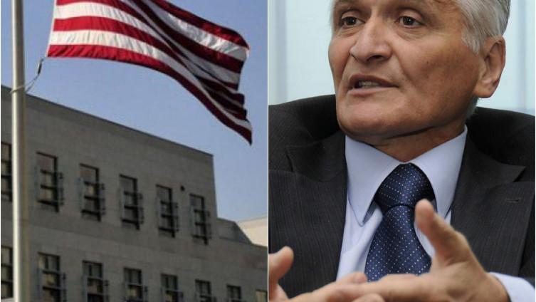 Ambasada SAD: Špirić nanio štetu SAD i BiH