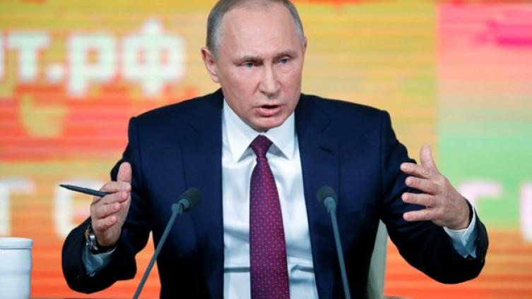 Putin jedan od predloženih za nagradu