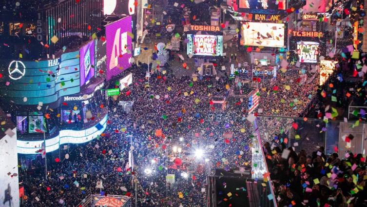 Njujork poznat po raskošnoj proslavi